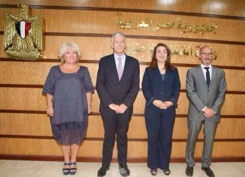 السفير الفرنسي بالقاهرة: الحكومة تعاونت معي لمكافحة الاٍرهاب