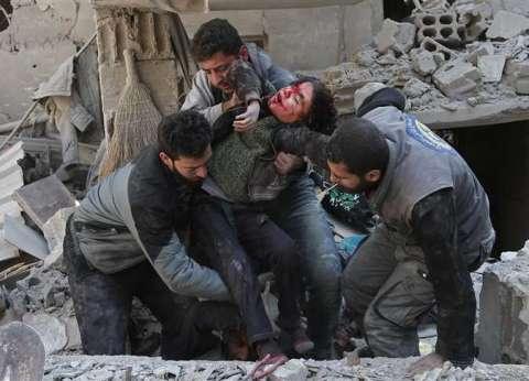 نازحون من الغوطة الشرقية يجدون صعوبة في التعرف على منازلهم