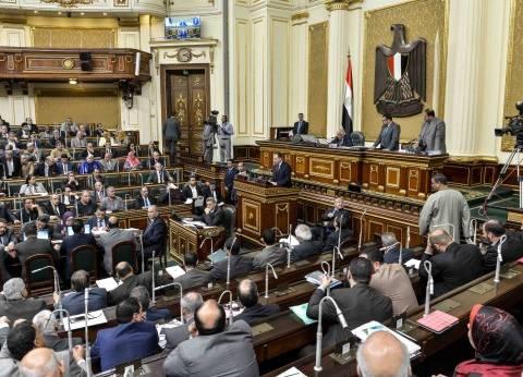 """عبدالعال لـ""""النواب"""": راجعوا اللائحة الداخلية للمجلس قبل تقديم البيانات"""