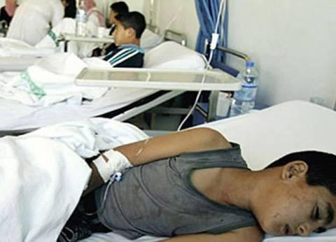"""إصابة 9 أفراد بـ""""تسمم غذائي"""" لتناولهم عصائر فاسدة خلال الإفطار بالفيوم"""