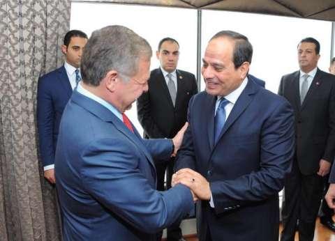 إجراءات أمنية مكثفة بمطار القاهرة استعدادا لزيارة ملك الأردن اليوم