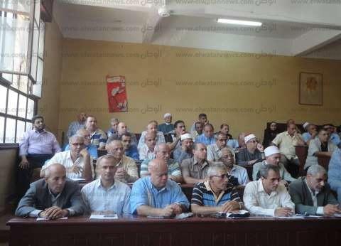 إضراب المدرسين المؤقتين بأزهر المنيا عن الطعام للمطالبة بتثبيتهم