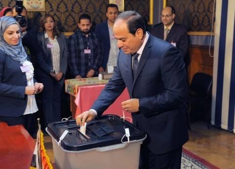 عاجل| ابنة السيسي تدلي بصوتها في الانتخابات الرئاسية