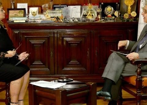 بالفيديو| وزير الكهرباء: الدولة سخرت جميع إمكانياتها لحل أزمة انقطاع التيار في 2014