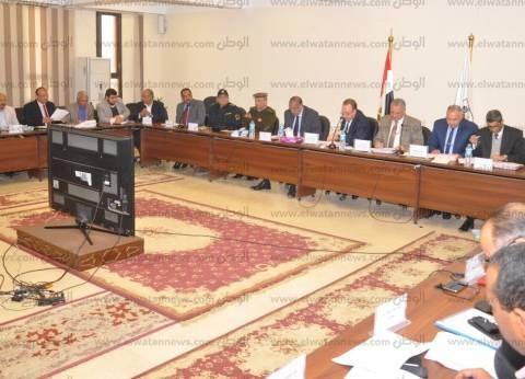إطلاق أسماء 3 شهداء للشرطة على مدارس في قراهم ببني سويف