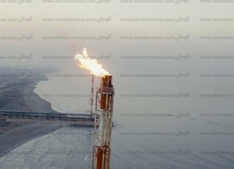 """""""روسنفت"""" الروسية: إنتاج الغاز الطبيعي في حقل ظهر زاد 3 أضعاف"""