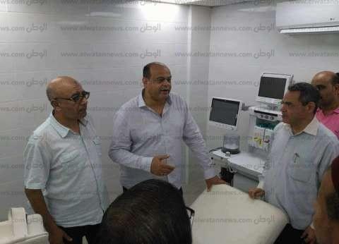 غدا..وزير الصحة ومحافظ مطروح يتفقدان مستشفى النجيلة بمطروح