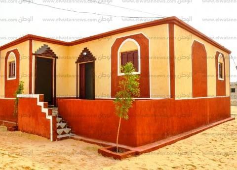 جمعية الأورمان وصندوق تحيا مصر يفتتحان قرية المنصورية في أسوان