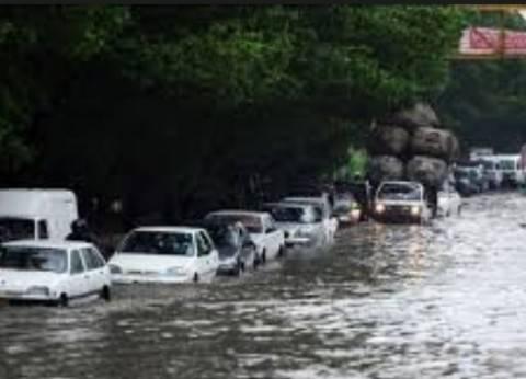 الأرصاد: أمطار غزيرة على القاهرة والوجه البحري.. وسيول في سيناء اليوم