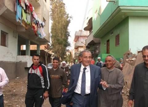 تأهب فى دائرة «مصيلحى» استعداداً للانتخابات التكميلية على مقعد أبوكبير