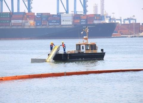 83 ألف طن قمح رصيد صومعة الحبوب والغلال بميناء دمياط