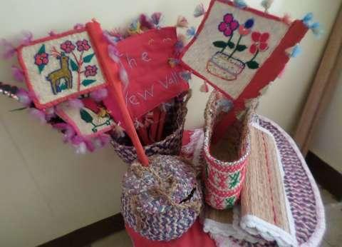 الوادي الجديد تفتتح منافذ بيع لمنتجات المرأة الريفية
