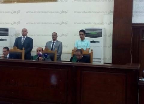 بدء نظر تجديد حبس شاعر بتهمة التحريض على التظاهر في دار السلام