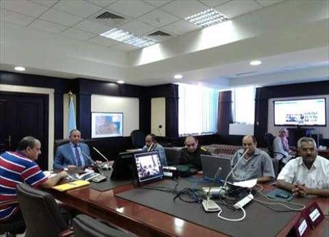 غرفة عمليات برئاسة محافظ البحر الأحمر لمتابعة الانتخابات