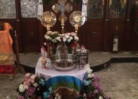 تشديدات أمنية مكثفة بمحيط الكنائس في دمياط