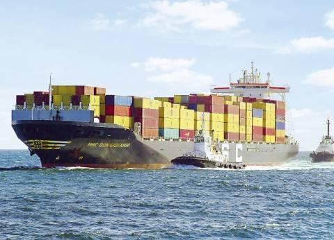 43 سفينة عبرت المجرى الملاحي لقناة السويس اليوم