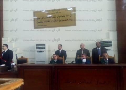 """النيابة في """"اغتيال بركات"""": الأحمدي عرض على الطب الشرعي.. والمتهم ينفي"""