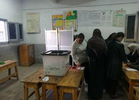 تزايد إقبال الناخبين بلجان وسط الإسكندرية
