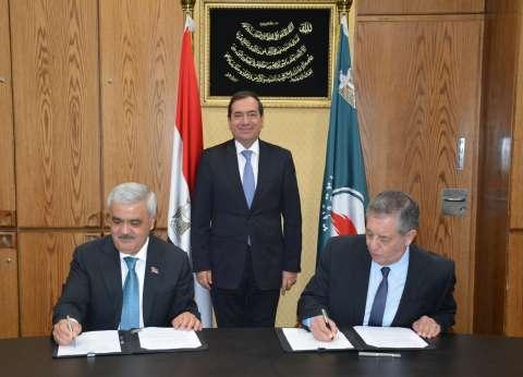 """الوزراء: بيع """"إينى"""" الإيطالية لـ10٪ من حقل """"ظهر"""" لن يؤثر على حصة مصر"""