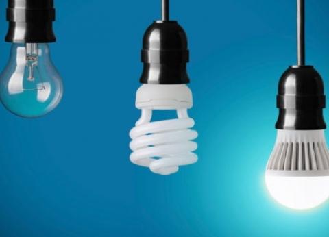 للتوفير في فاتورة الكهرباء.. تعرف على الفرق بين أنواع اللمبات