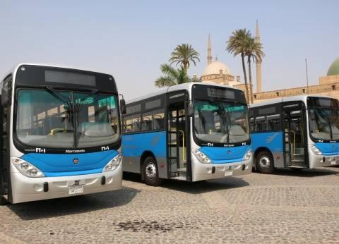 """سيارات حديثة بـ""""النقل العام"""" لخدمة ركاب """"شم النسيم"""""""