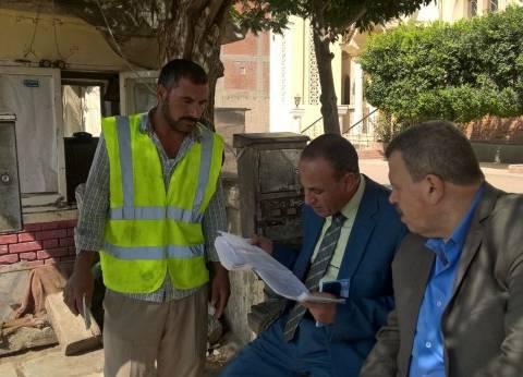 رئيس السكة الحديد يتفقد مزلقانات غرب الدلتا للتأكد من إجراءات السلامة