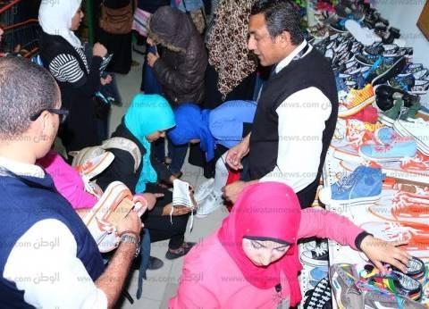 بالصور| الأورمان تنظم 10 معارض لتوزيع ملابس العيد على الأيتام