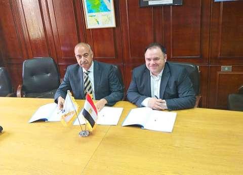 توقيع اتفاقية لإنشاء محطة إنتاج كهرباء من الرياح في السويس
