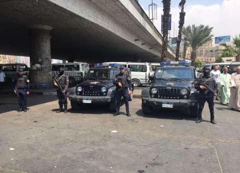 بالصور| تنفيذ 610 حالة إزالة إدارية وتكبيل 1776 سيارة مخالفة بالقاهرة