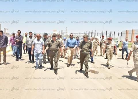 كامل الوزير عن قناطر أسيوط: سد عالي جديد