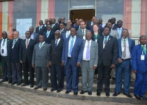 """اختتام فعاليات تدريب """"دول حوض النيل"""" على إدارة الموارد المائية"""