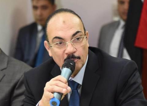 """محافظ الإسكندرية يطالب الصرف بإجراءات استباقية لمواجهة """"الفيضة الصغرى"""""""