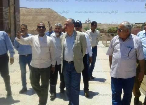 مدير متحف النيل: زيارة وزير الري مفاجئة للاطمئنان على استعدادتنا