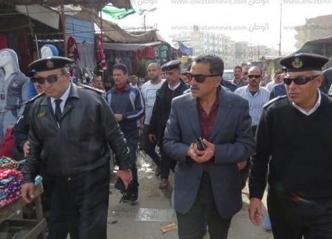 مدير أمن الإسماعيلية: إعادة تجهيز الأماكن الشرطية بالقنطرة