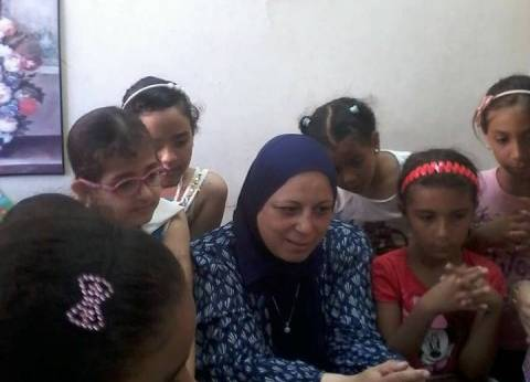 الأمراض الجلدية ندوة صحية لمكتبة الشلالات في الإسكندرية