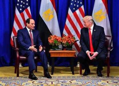 خبير علاقات دولية: ترامب كان بحاجة شديدة لمشورة السيسي في بعض القضايا