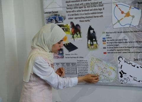 """طلاب """"هندسة هليوبوليس"""" يبتكرون نظاما لإنتاج وقود """"الديزل"""" من النبات"""