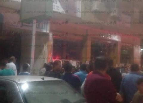 السيطرة على حريق منزل بوسط بني سويف دون وقوع خسائر