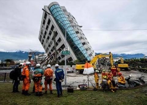 زلزال بقوة 7.2 يضرب المكسيك.. ووزير الداخلية ينجو من حادث تحطم مروحيته