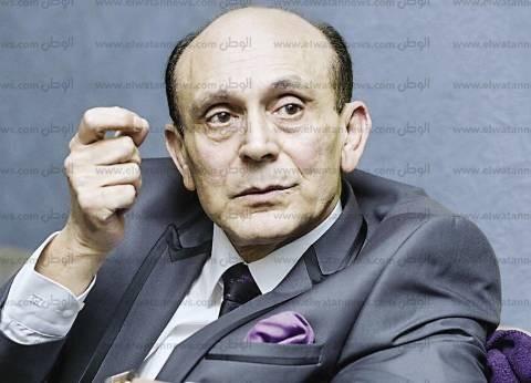 حسن راتب: محمد صبحي نموذج للفنان الوطني