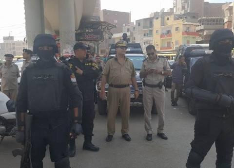 ضبط 12 مركبة مخالفة وتحرير 1420 مخالفة مرورية في كفر الشيخ