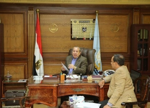 محافظ كفر الشيخ يعلن التحضير لطرح إنشاء ٧٢ مدرسة جديدة