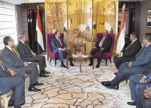 «السيسى» لـ«بينج»: مصر حريصة على تنمية «الشراكة» مع الصين