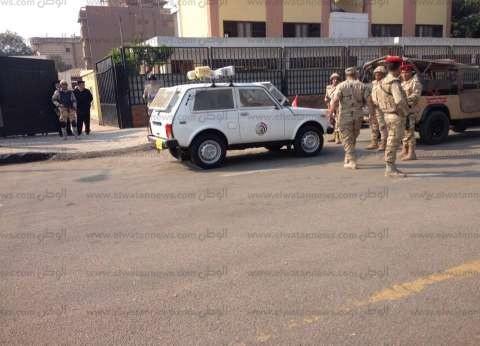 """استنفار أمني بقرية """"مرسي"""" بالشرقية في اليوم الثاني للانتخابات البرلمانية"""