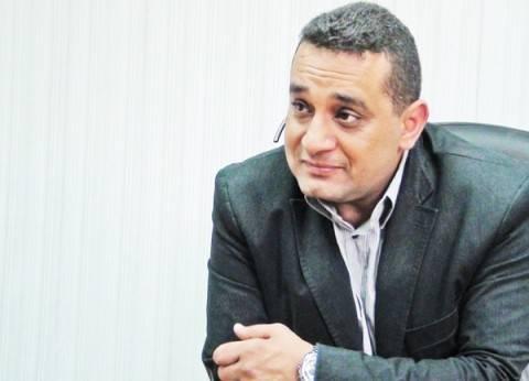 """حاتم صابر: """"معندناش داعش في مصر.. والإرهابي ملهوش حل إلا القتل"""""""