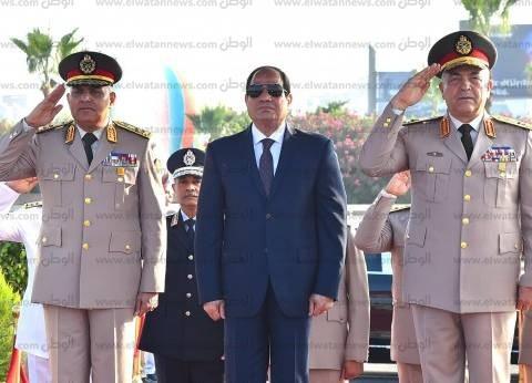 أبو العزم يهنئ الرئيس والقوات المسلحة بذكرى انتصارات أكتوبر