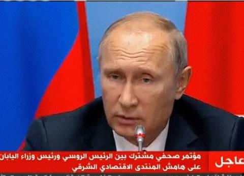 بوتين يحذر من تصعيد الخطاب العسكري حول كوريا الشمالية