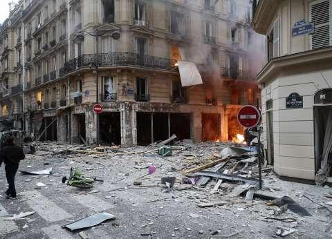 عاجل| الشرطة الفرنسية: تسرب الغاز وراء انفجار مخبز وسط باريس