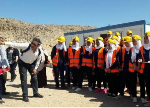 """مدير """"الأمريكية للتنمية"""": تدريب 30 طالبا بالغردقة على الطاقة المتجددة"""