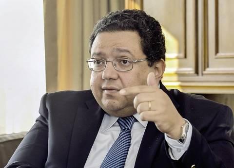 """زياد بهاء الدين: """"قواعد العشق الـ 40"""" تعيد الأمل في الفن المصري"""